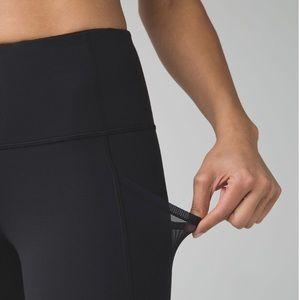 lululemon athletica Pants - Lululemon High Times Pant (Cool to Street)- Black